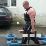 Farmerswalk med Strongmanknut (Video)