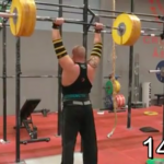 Strongmanknuts heftige 2014 (video)