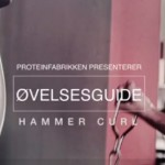 Hammercurl med manualer (Se video!)