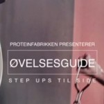 Step ups til siden (Se video!)