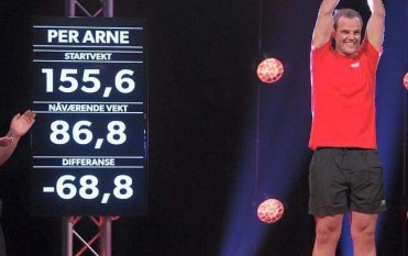 Introduksjon: Per Arne Ramberg fra «The Biggest Loser»