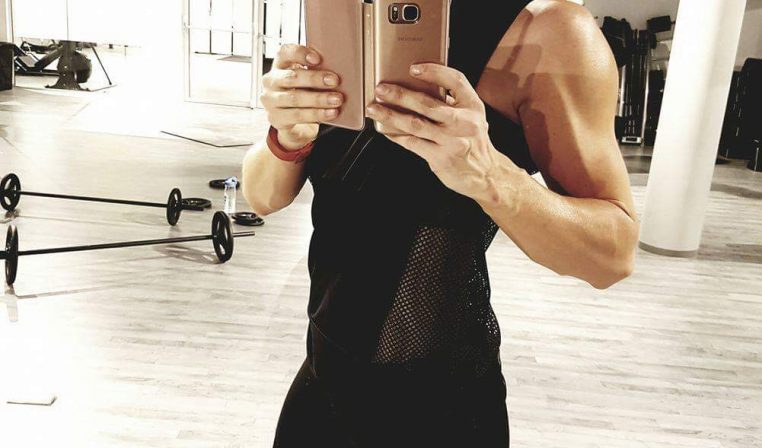Linda (34) er klar for bodyfitness