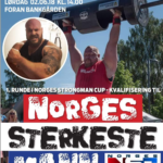Norges Strongman Cup 2018 – Akershus