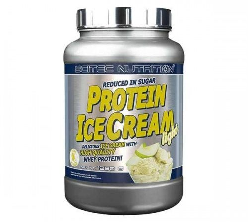Lag protein-iskrem med Protein Ice Cream Light