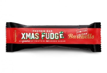 Limited Edition: Barebells X-mas Fudge